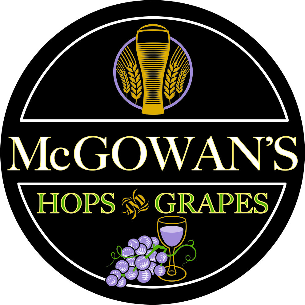 McGowan's Hops and Grapes
